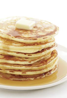 Pancakes à la française