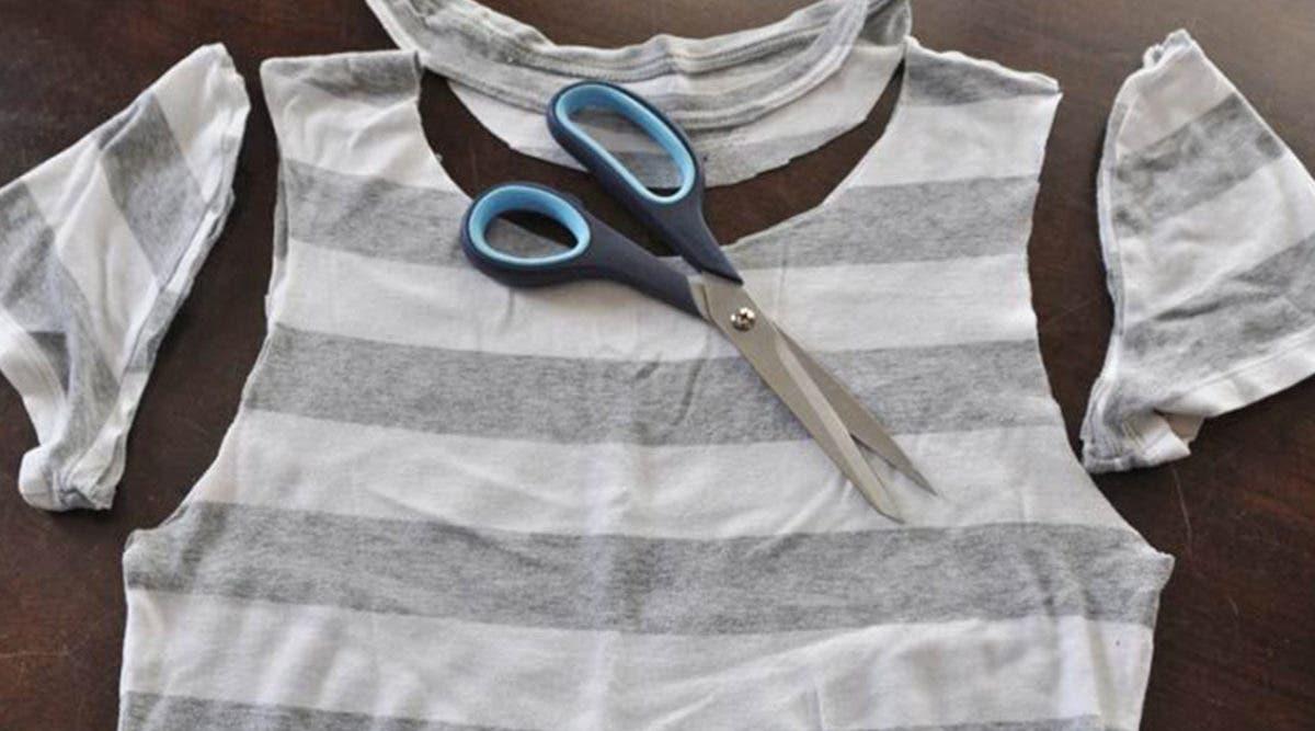 Ne jetez plus vos vieux vêtements : voici 8 façons ingénieuses de les réutiliser