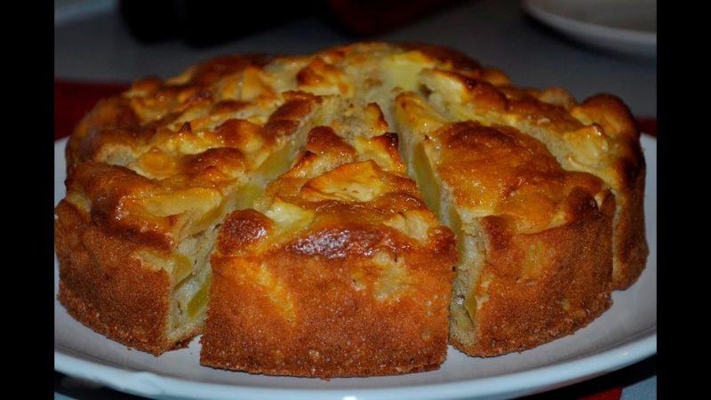 gâteaux aux pommes facile