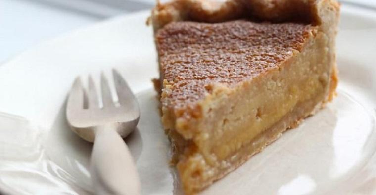 vous devez absolument essayer cette tarte au sirop d'érable !