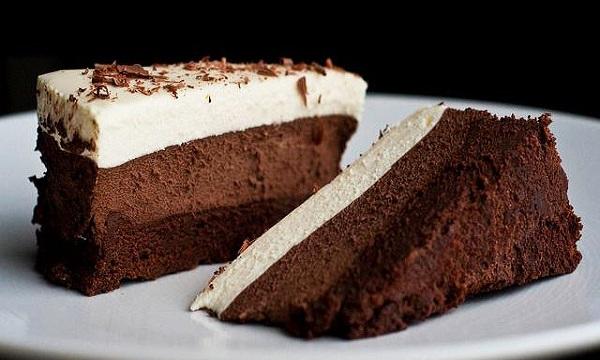 Gâteau aux 3 chocolats gourmand!