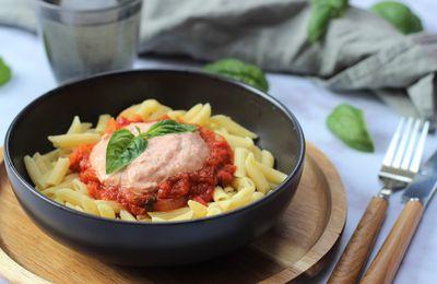 PENNE à la bolognaise avec le Cook Processor de Kitchenaid