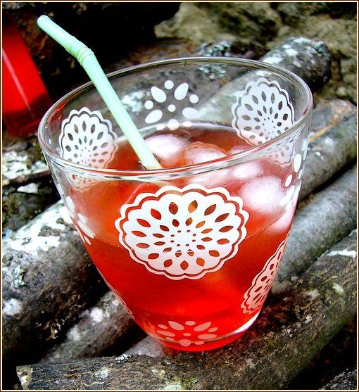 Sirop de fraise Tagada
