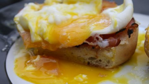 Escapade de septembre: Petit déjeuner gourmand avec les œufs bénédictines de Kajana
