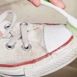 Comment laver et sécher les chaussures blanches ?
