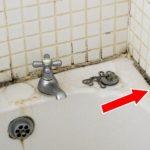 Comment enlever la moisissure de la baignoire