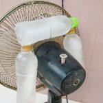 Comment faire un climatiseur DIY avec un ventilateur